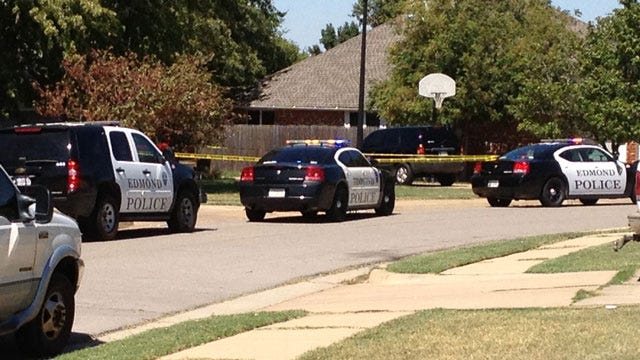 Police Investigate Deadly Shooting At Edmond Home
