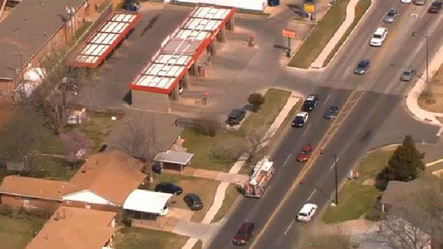 2-Year-Old Boy Injured After Being Hit By Car In SW OKC