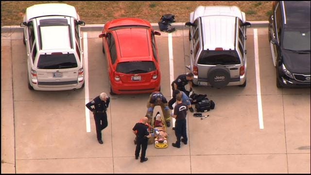 Police Chase, Catch Suspect In Edmond