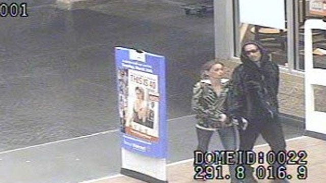 Couple Snatches Credit Cards From Car, Goes On Shopping Spree In OK County