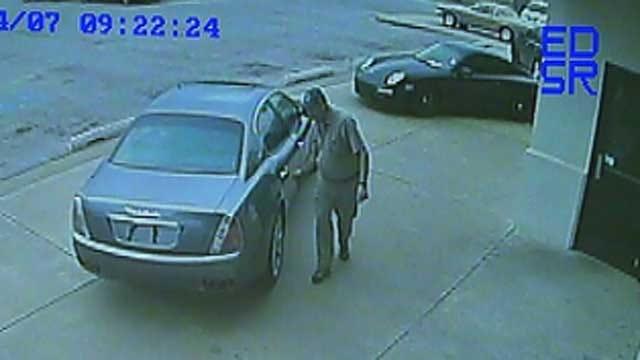 Reward Offered For Information On Luxury Car Vandal In Edmond