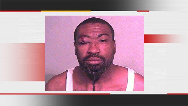 OKC Man Accused Of Chasing Teen With Car