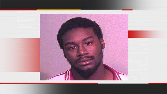 OKC Robbery Suspect Cries, Laments Lack Of Work
