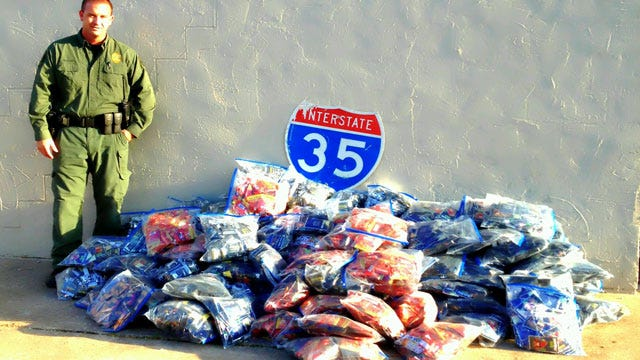 Police Seize About 14K Packages Of Suspected Synthetic Drugs In Norman