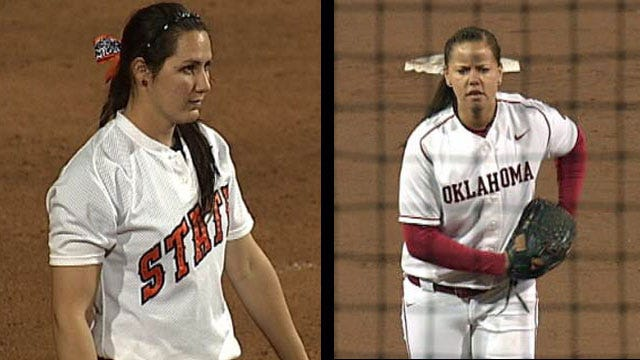 Softball Roundup: Ricketts Fires No-Hitter, Cowgirls Fall At Baylor