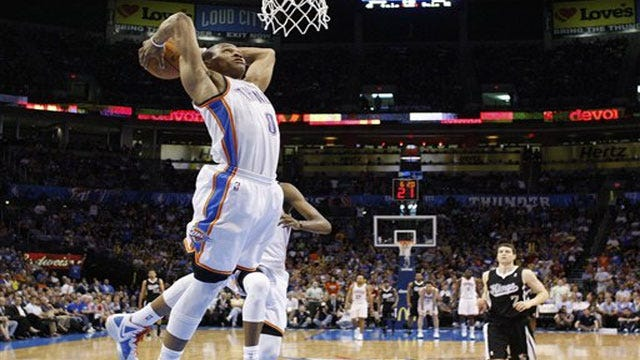 Crowning Achievement: Thunder Crushes Kings; Clinches No. 1 Seed In West