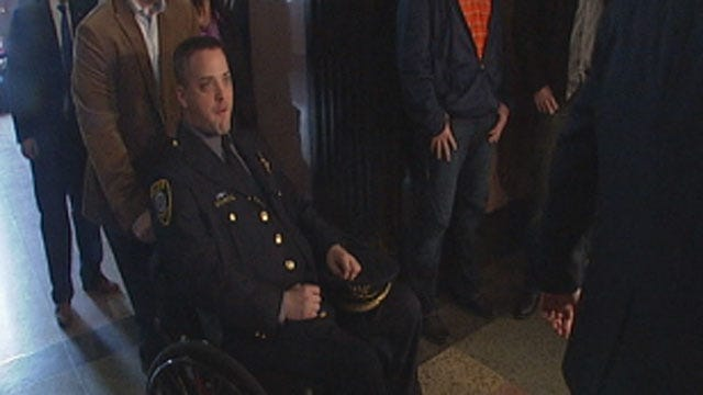 Family, Friends Remember Officer Chad Peery Who Died Following Crash