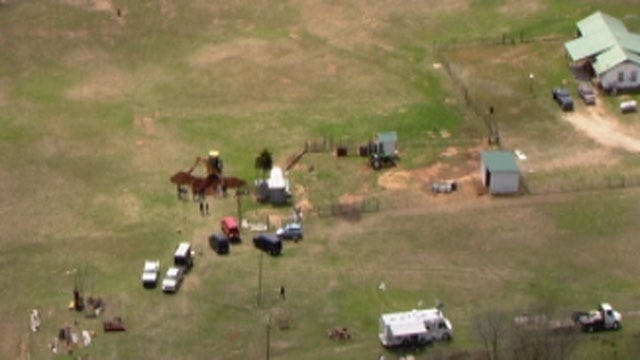 OSBI Agents Search For Clues In 20-Year-Old Cold Case