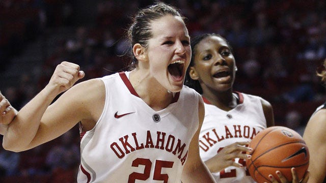 OU's Hand Picked In Third Round By San Antonio