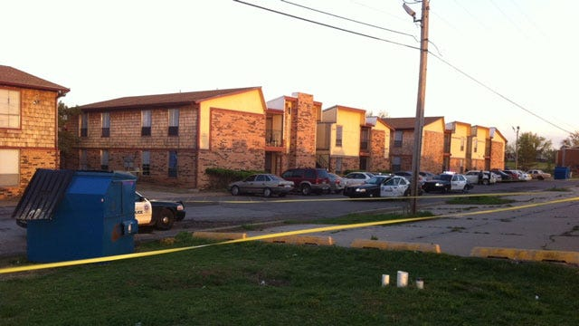Two Injured In Shooting In Southeast OKC