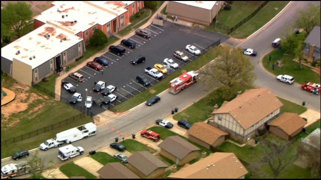 E-Cigarette Battery Leads To Emergency Response At NW OKC Apartments