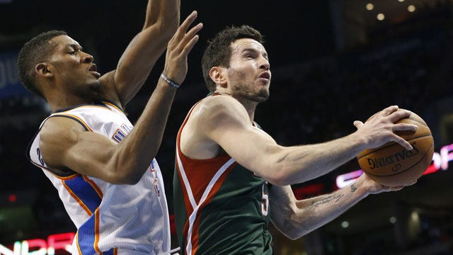 Thunder Second String Fights Hard, Falls To Milwaukee In Regular Season Finale