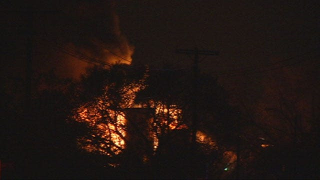 Residents Near Tank Battery Explosion Talk About Evacuation