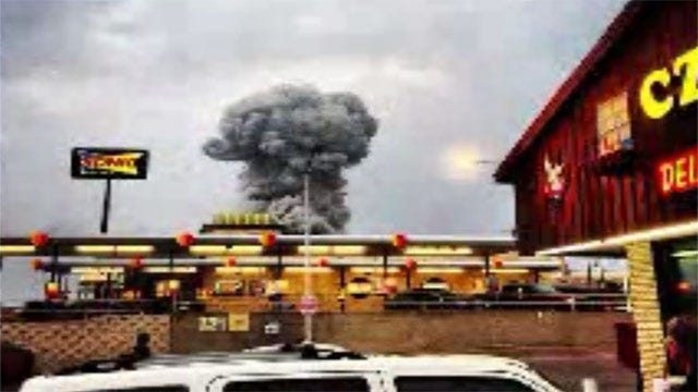 Up To 15 Dead In Texas Fertilizer Plant Explosion