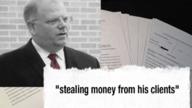 Former Lincoln County Judge Accused Of Embezzlement, Theft