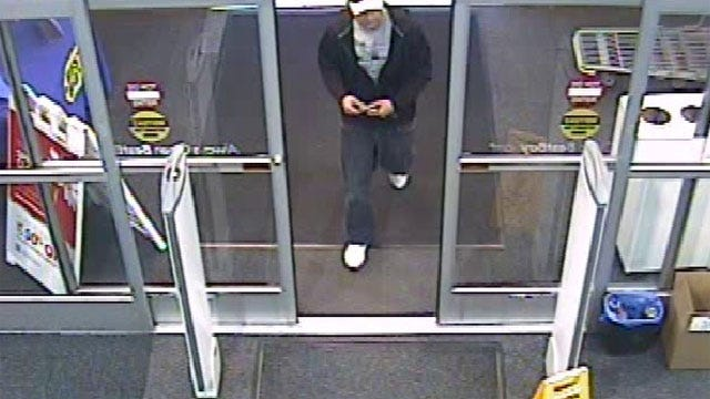 OKC Police Search For Credit Card Thief