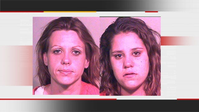 OKC Women Accused Of Stealing Over $1900 Worth Of Items From Wal-Mart