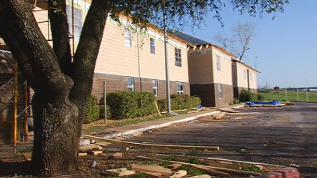 One Year After Norman Tornado, Repairs Still Needed