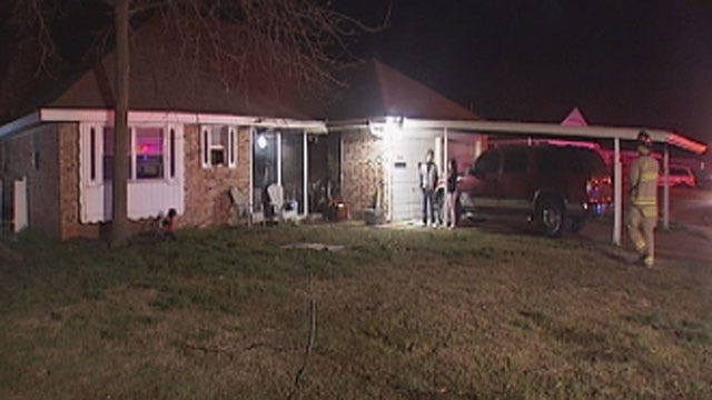 Woman Saved By Stranger From OKC House Fire Speaks Out