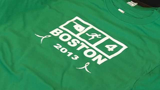 OKC Artist Designs T-Shirts For Boston Bombing Victims