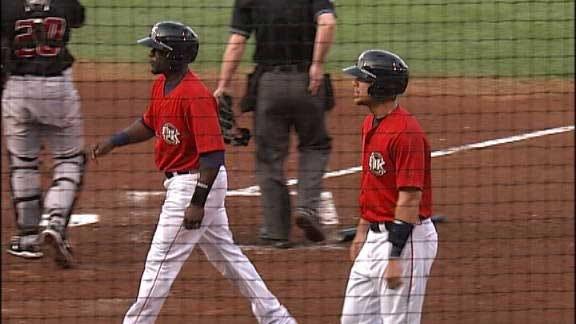 RedHawks Bats Explode In Win Over Albuquerque