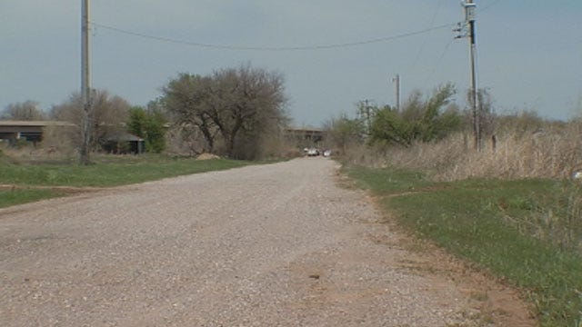 Investigators Search For Clues After Body Found Near Lake Overholser