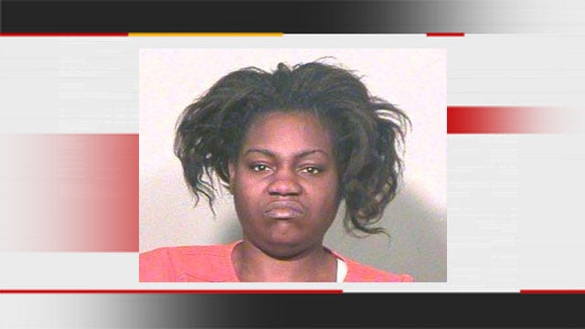 OKC Woman Arrested For Driving Drunk With Son In Car