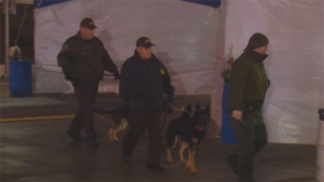 In Light Of Boston Bombing, Security Heightened At OKC Arts Festival