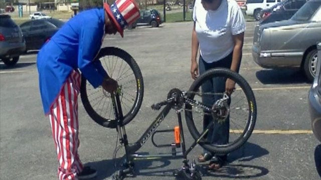 Strangers Donate New Bike To Man Injured In OKC Hit-And-Run
