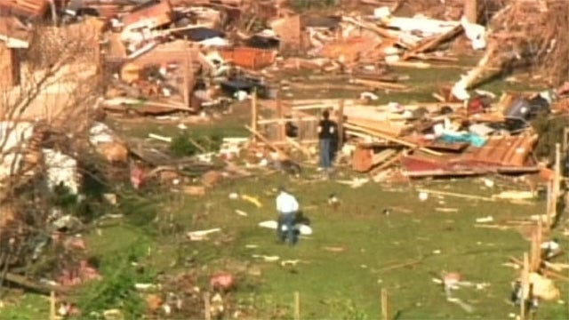Woodward Residents Remember Deadly April 15 Tornado