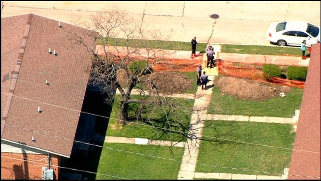 Police ID Victim Of SW OKC Apartment Shooting