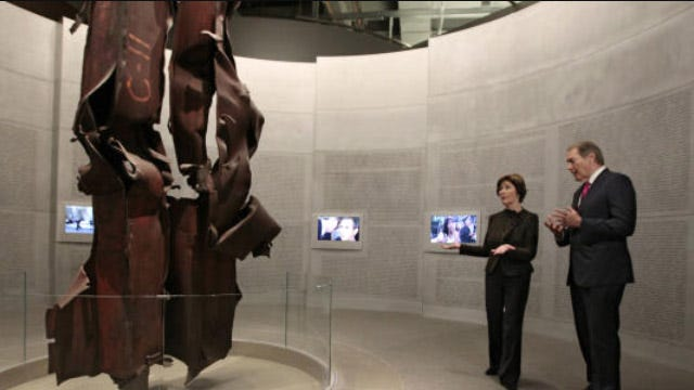 Former President George W. Bush Unveils Library