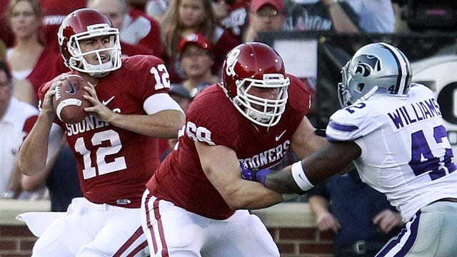 Lane Johnson Drafted No. 4 By The Philadelphia Eagles
