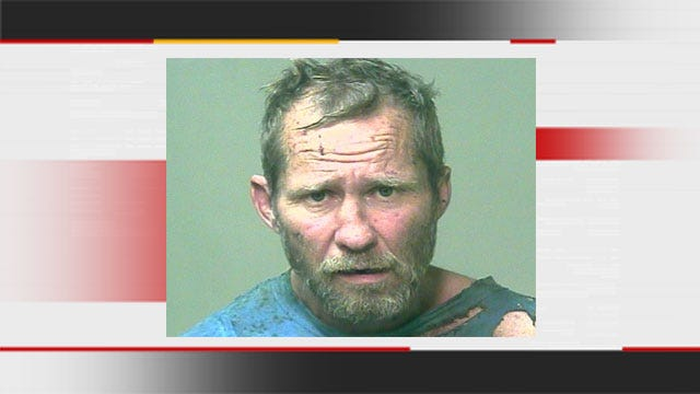 Man Accused Of Attacking Father, Son At OKC Stores