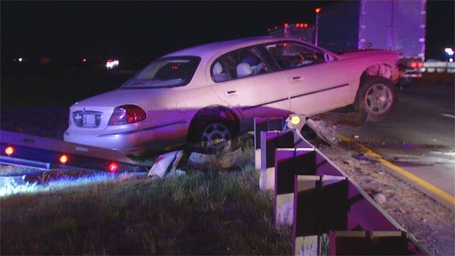Suspected Drunken Driver Arrested After Crash In Yukon