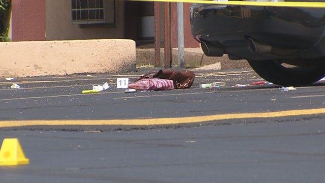 Witnesses Describe Scene At Deadly SW OKC Carjacking