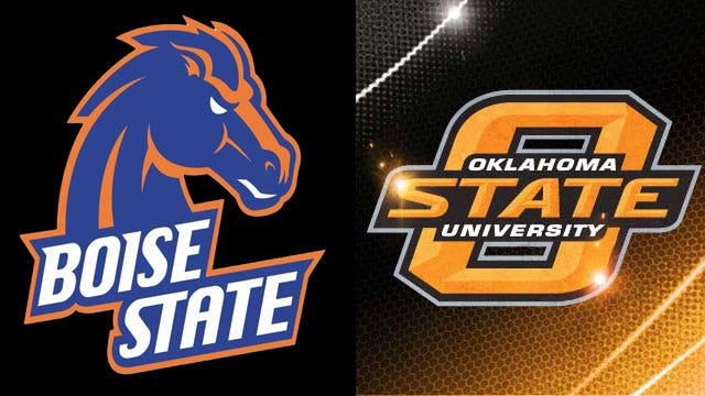 Oklahoma State Football Announces Series With Boise State