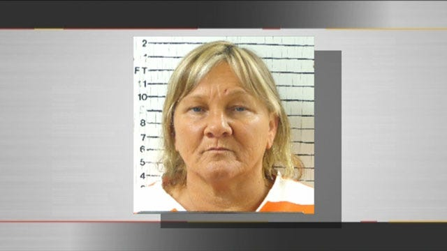 Woman Accused Of Multiple Thefts In Yukon, Mustang, OKC