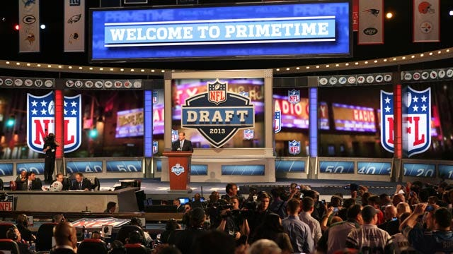 Sooners And Cowboys Selected During Day Three Of The NFL Draft