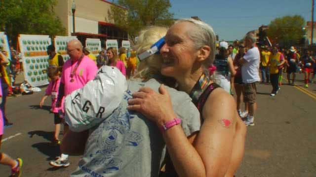 Boston Marathoners Finish At OKC Memorial Marathon