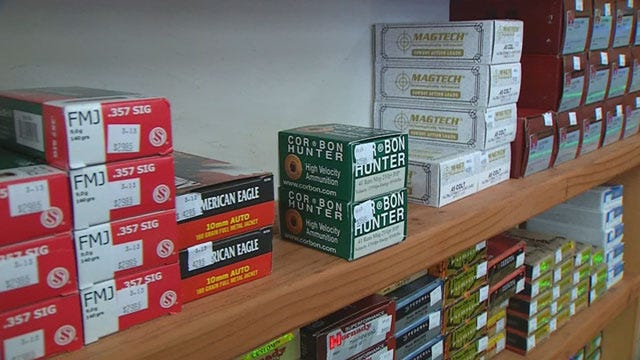 OK Lawmakers Introduce Bill To Boost Domestic Ammo Supply