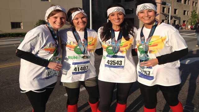Over 24,000 Runners Take Part In 2013 OKC Memorial Marathon