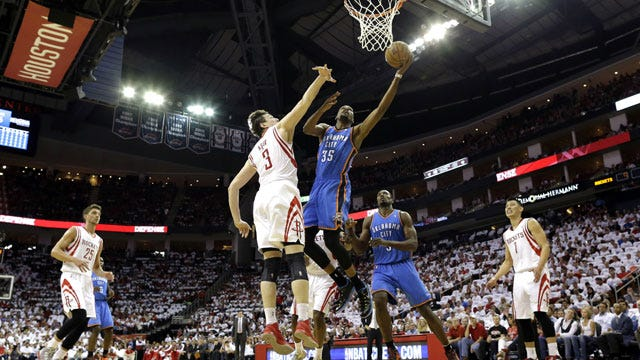 Rocket Fuel: Motivated Thunder Outlasts Houston