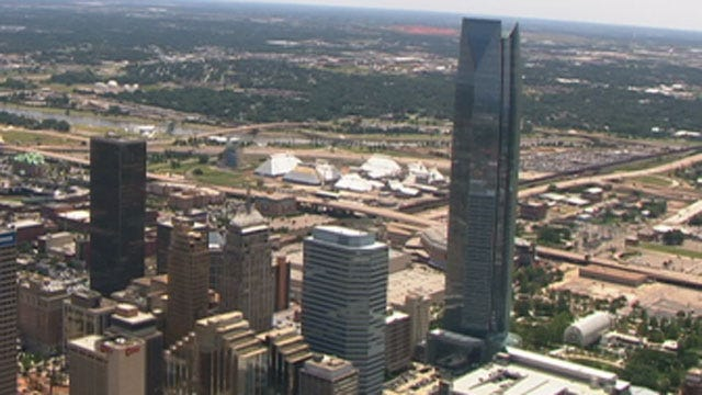 OKC Ranks No. 7 Among Booming Metros In The Nation