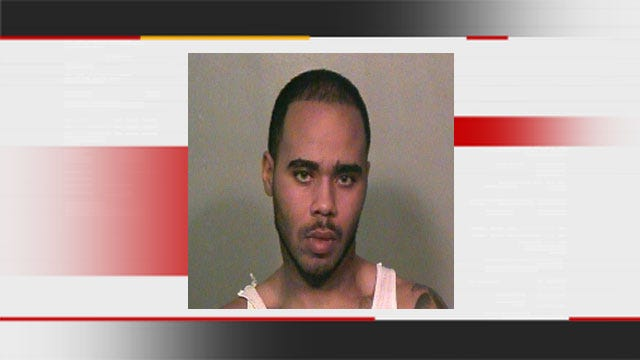 OKC Man Accused Of Hitting Girlfriend With Car