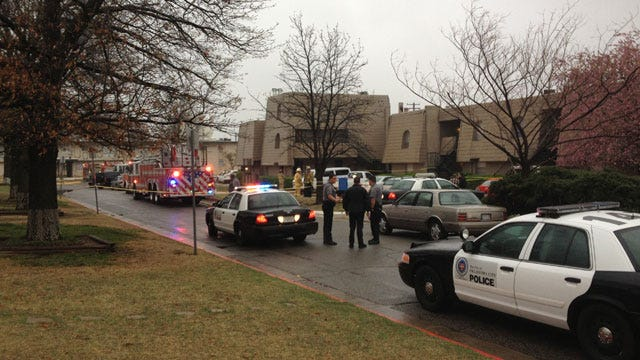 Woman Dies In Fire At NW OKC Apartments