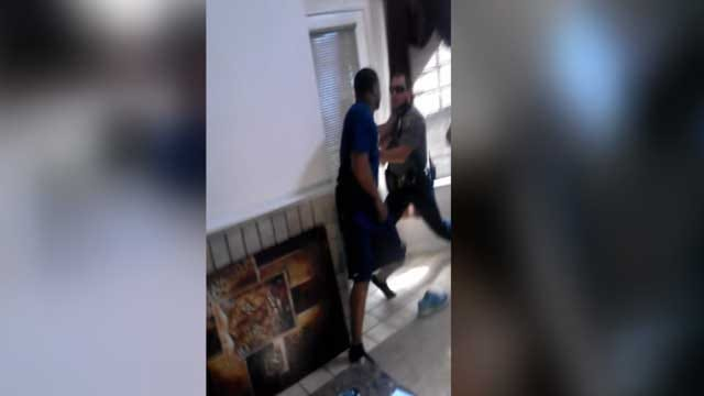Caught On Tape: OKC Officer Accused Of Using Excessive Force