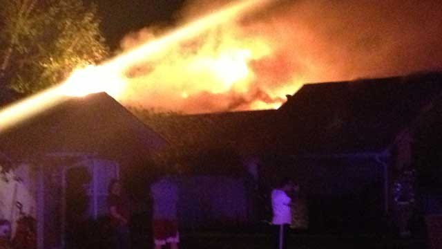 Family Dog Dies In House Fire In Northeast OKC
