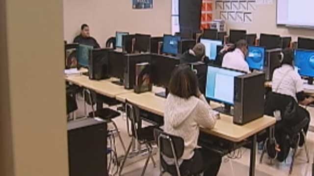 OK Schools Forced To Change Testing Schedules Due To Server Crash