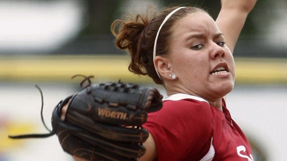 OU Softball Sweeps Big 12 Weekly Awards